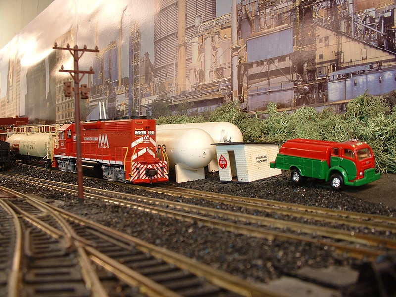 301 switches the gas plant