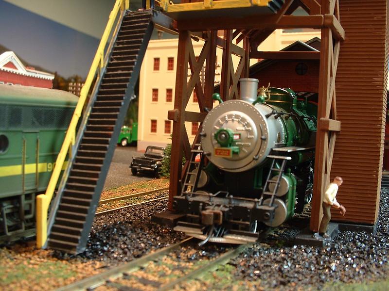 Steam Engine Rests