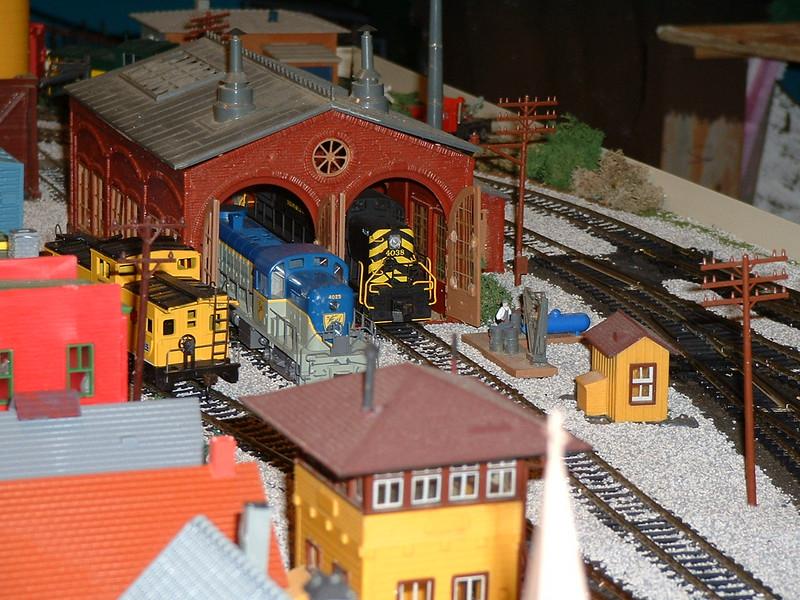 Proctor Engine House