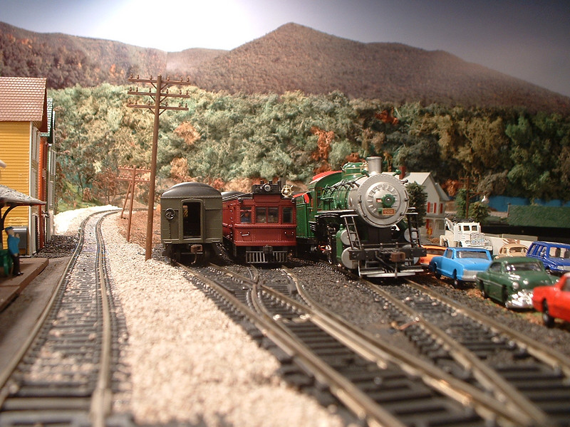 Steam Takes On Coal