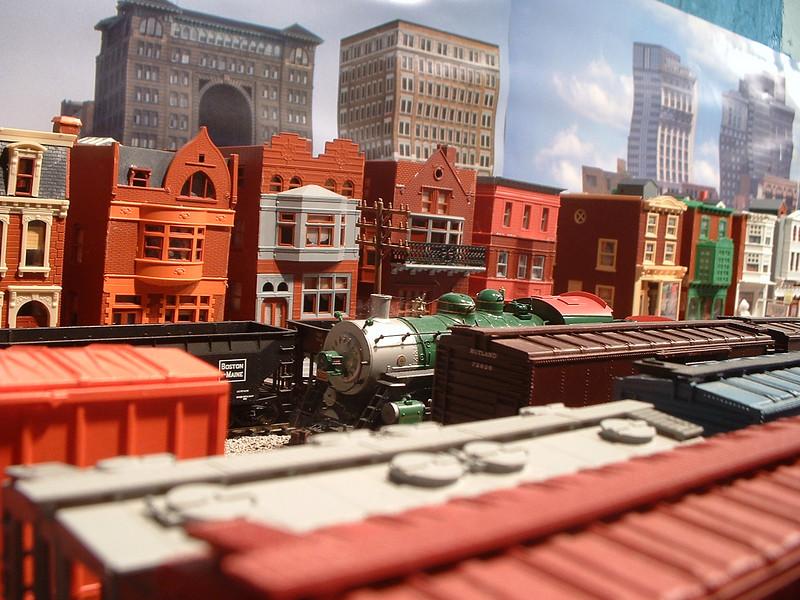 Passenger Extra Passes Rutland City