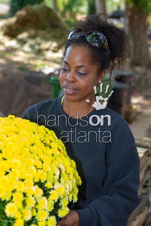Dana Harris, Atwood Community Gardens