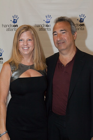 Caroline & Dave Gould