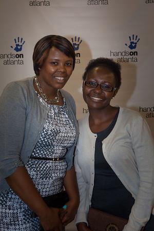 Wanja Ngugi & Elizabeth Kinyanjoi