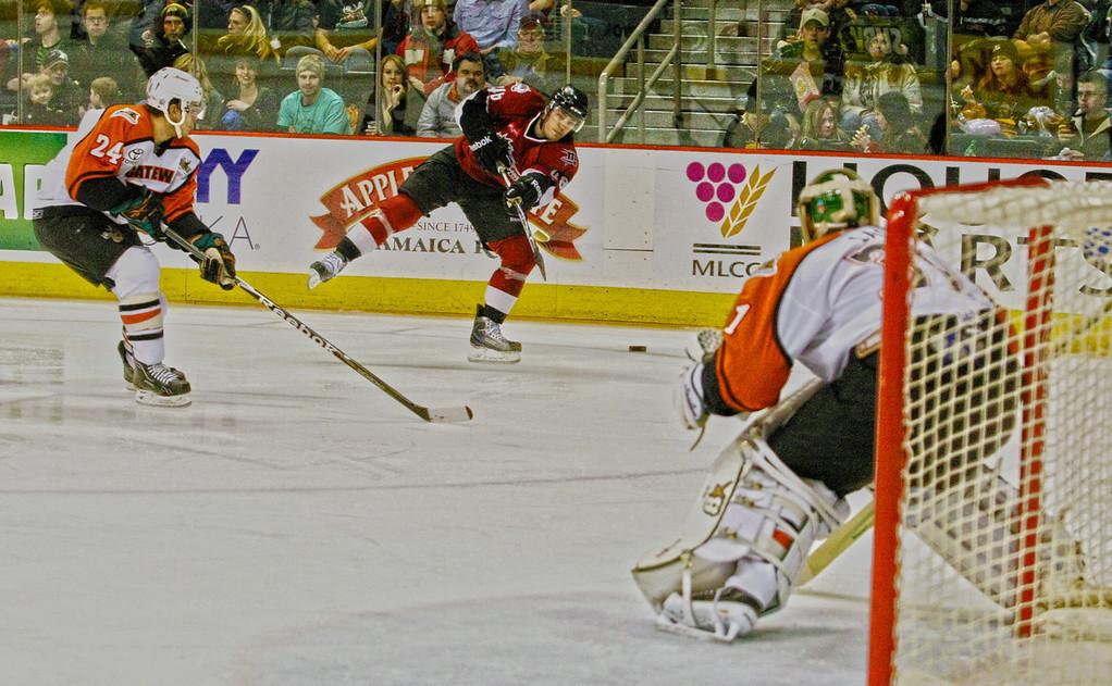 Manitoba Moose [Gateway Jersey] vs Lake Erie Monsters