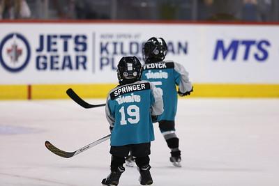 NHL: Dallas Stars at Winnipeg Jets