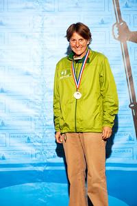 Grand-Master Singles Women [50+]:Lynn Jennings, Craftsbury Sculling Center