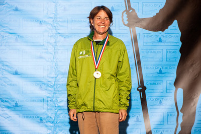 Grand-Master Singles Women [50+]:Lynn Jennings, Craftsbury Sculling Center