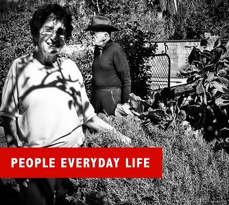 PEOPLE EVERYDAY LIFE