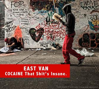 COCAINE 'That shit's insane.'