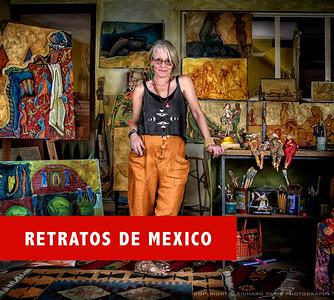 RETRATOS DE MEXICO