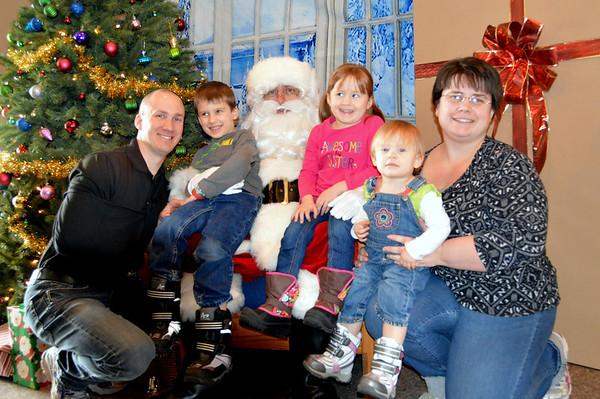 12_17_13 Perkasie Breakfast with Santa