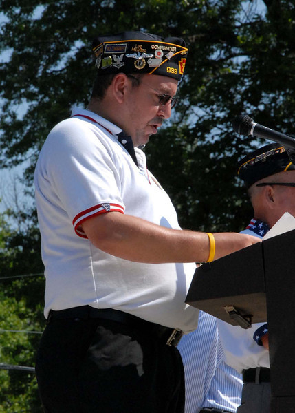 Hatfield Memorial Day Ceremony