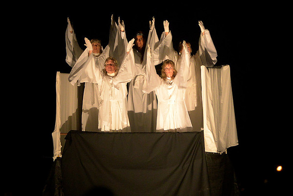 Living Hope Community Church stages Living Nativity