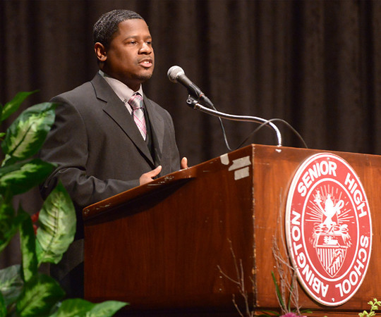 PHOTOS: Township honors educators on MLK Day