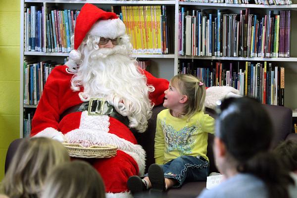 Santa Storytime at Ambler Library