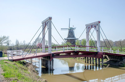 BRIDGE AND WINDMILL