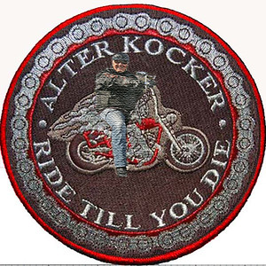 HOLLIS MEMORIAL RIDE PATCH