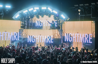 Nightmre - Holy Ship! 12.0 - January 5, 2019 - Norwegian Epic and the Caribbean - Photo © Dave Vann 2019