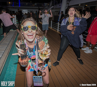 Holy Ship! 12.0 - January 5, 2019 - Norwegian Epic and the Caribbean - Photo © Dave Vann 2019