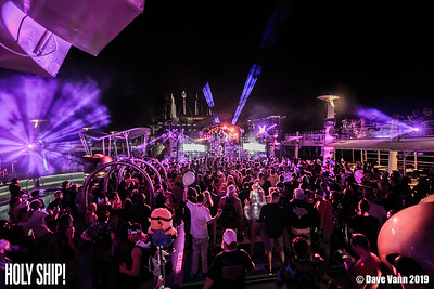 Troyboi - Holy Ship! 13.0 - January 9, 2019 - Norwegian Epic and the Caribbean - Photo © Dave Vann 2019