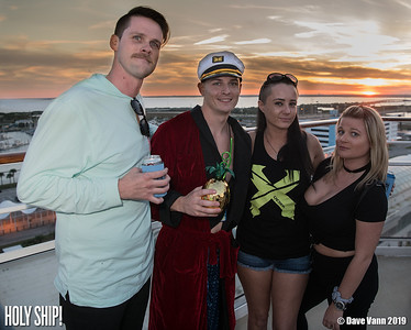Holy Ship! 13.0 - January 9, 2019 - Norwegian Epic and the Caribbean - Photo © Dave Vann 2019