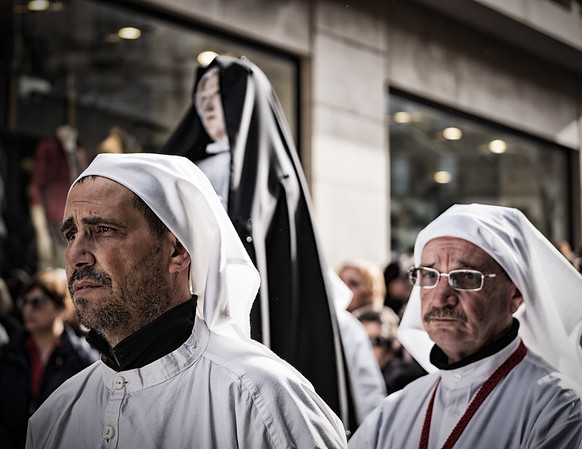 Holy Week in Cagliari (Sardinia)