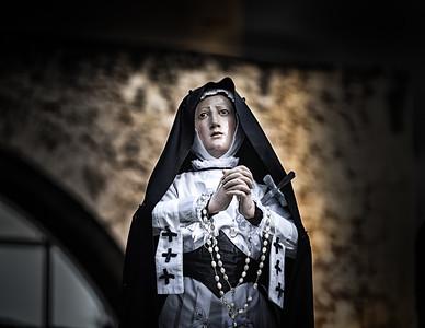 Holy Week in Cagliari (Sardinia)