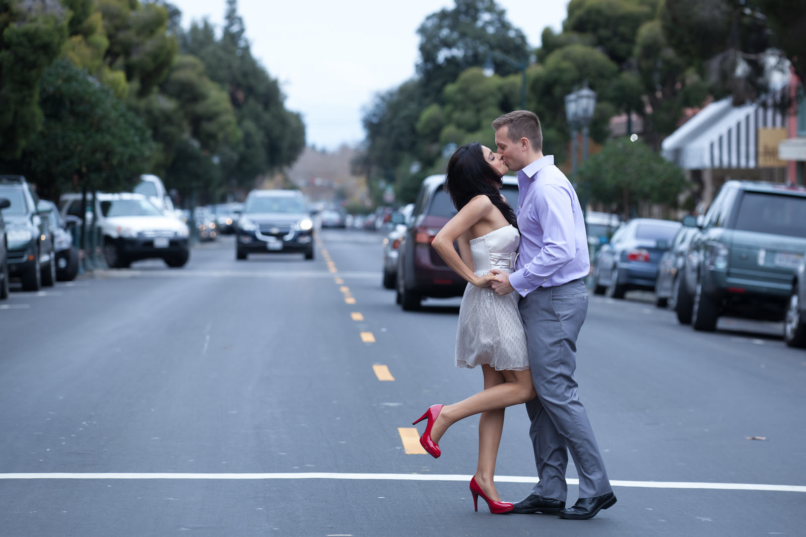 Engagement Photography in Los Gatos