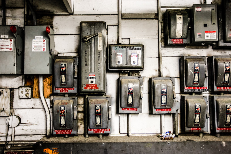 Hull Oakes Electrical Panels