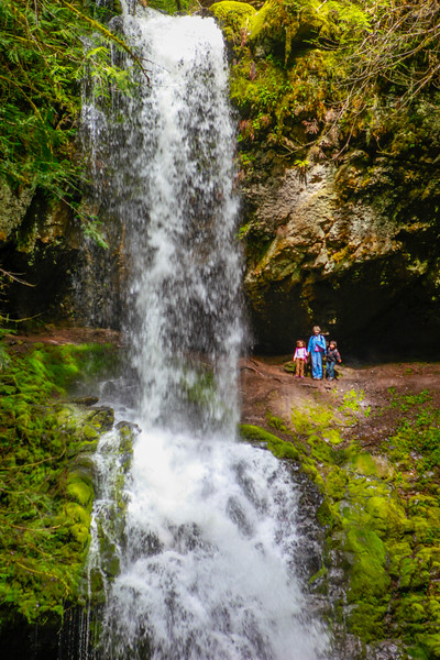 Trestle Falls, OR