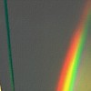 Rope and Rainbow. Art photo digital download and wallpaper screensaver. DIY Print.