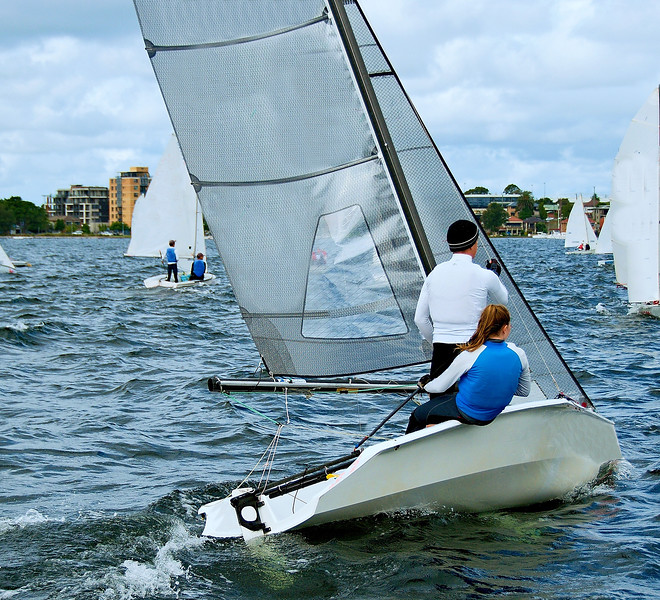 Combined High School Sailing Championships