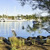Marmong Point Marina. Lake Macquarie