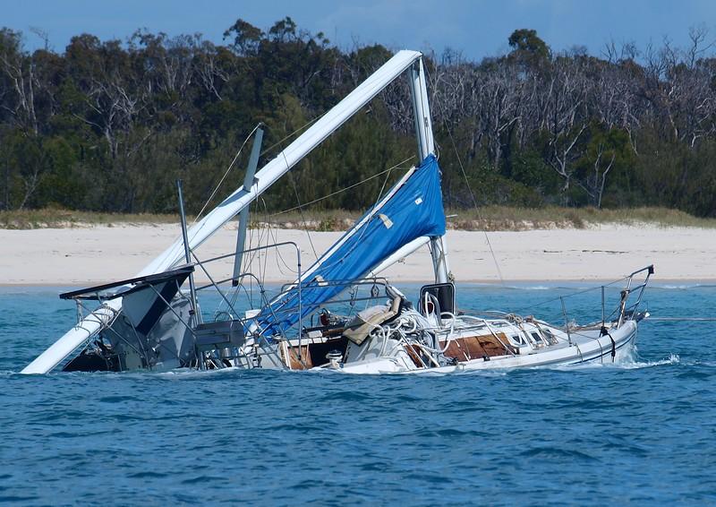 Disaster - Hervy Bay.