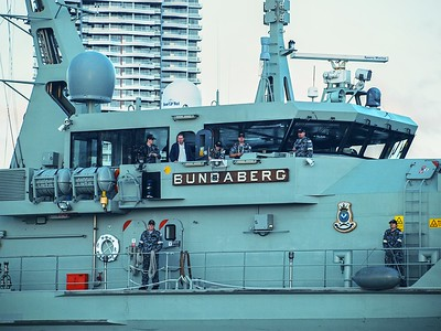 Warship Bundaberg. Editorial