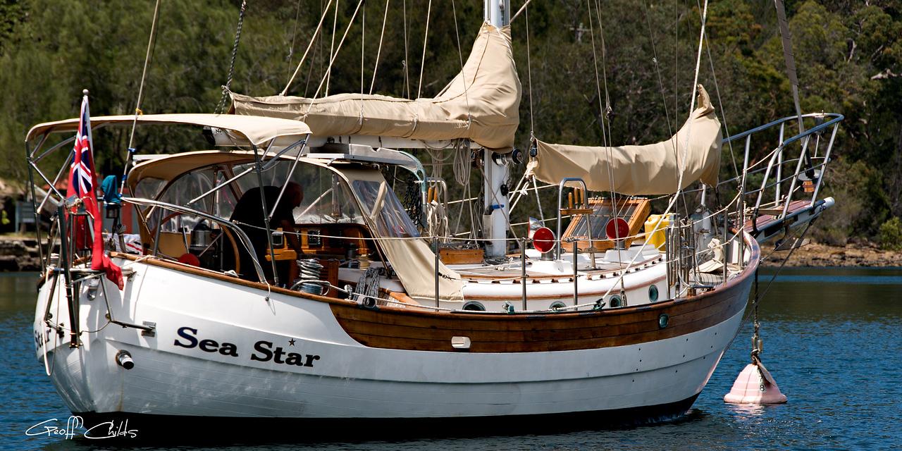 Sailing Yacht  SEA STAR