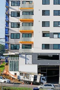 Building progress 213. 47 Beane St. Gosford. March, 2019.