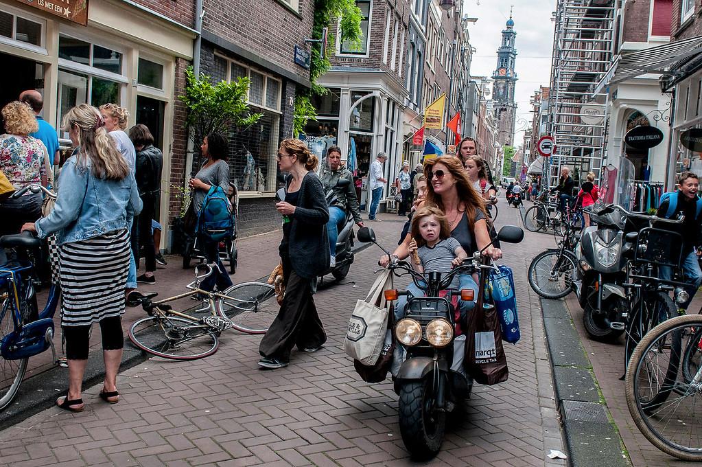 Amsterdam,Jordaan. 2016-05-31