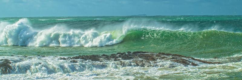 Breaking Surf .... in landscape gallery.