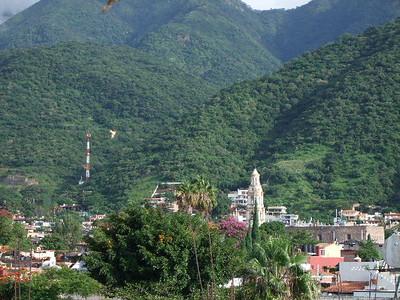 The village of Ajijic, Jalisco - 2009
