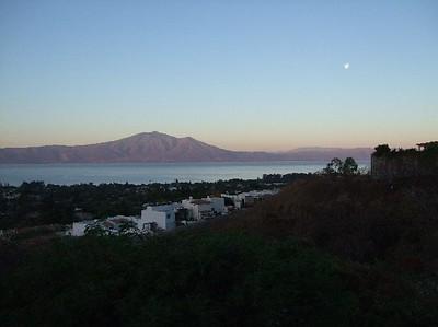 Chula Vista Norte near Lake Chapala - 2009 - Neighborhood as seen from our house