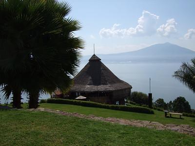 Chac-Lan at Monte Coaxla outside of Ajijic, Jalisco on Lake Chapala