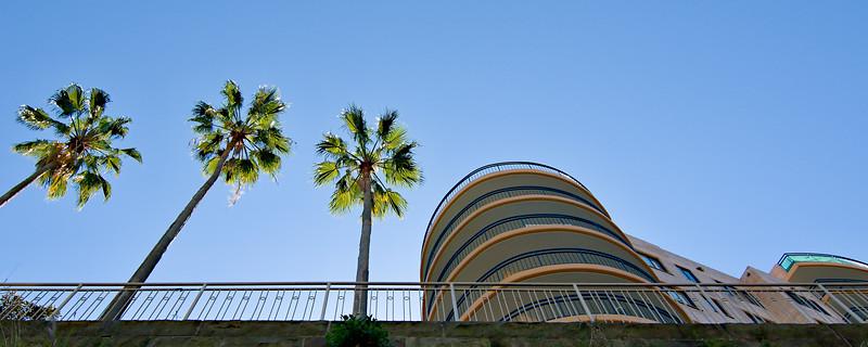 City landscape with highrise building. Australia
