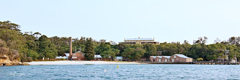 Quarantine Beach.