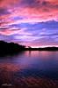 Vivid Pink Sunset. Exclusive Original stock Photo Art digital download. DIY Designer Print. XSDP3193.