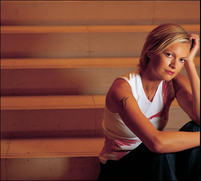 sarah O'Hare  Model     melbourne magazine