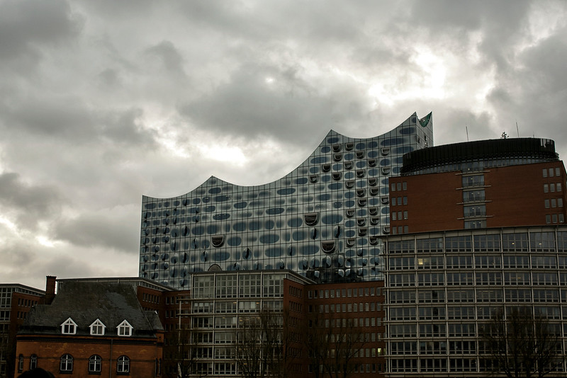 Elbe Philharmonic Hall, Hamburg, Germany