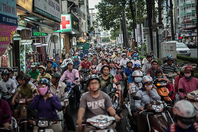 Ho chi Minh City, 2016 (Andrés Gutiérrez)