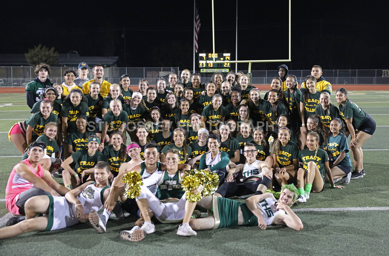 Seniors_Powder Puff 2018
